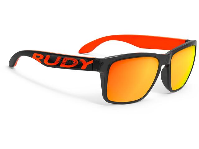 Rudy Project Spinhawk Loud Gafas de sol, crystal ash orange - rp optics multilaser orange